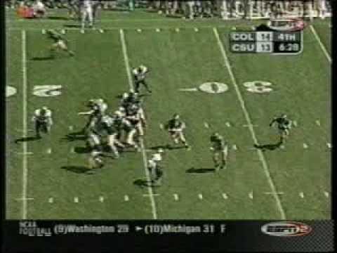 Bradlee Van Pelt head spike touchdown (full)
