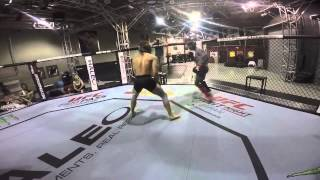 Conor McGregor sparring Frans Mlambo June 2015