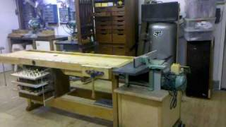Router Bit And Shaper Cutter Cabinet
