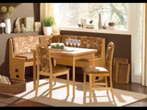German Furniture Breakfast Nooks Bedroom Sets Youtube
