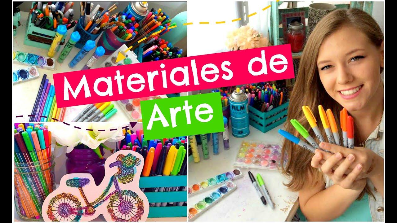 Materials De Arte ️ Youtube