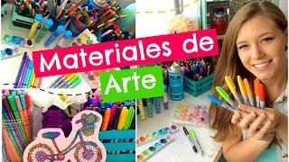 Materials de Arte ❤️