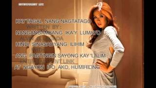 Ako'y Mahalin - Maricris Garcia (Lyrics on Screen )[Destiny Rose/Theme Song] mp3
