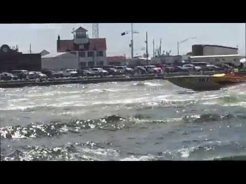 2015 Manasquan Inlet Grand Prix Friday, July 10 Offshore Powerboat Racing