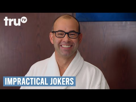 Impractical Jokers - Murr's Nude Dude Dancing Revue (Punishment)   TruTV