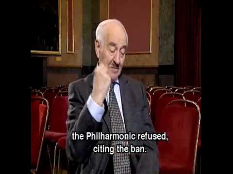Rudolf Barshai talks about SHOSTAKOVICH (3/3)