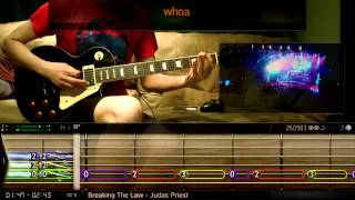 """BandFuse: Rock Legends - Guitar - Judas Priest """"Breaking The Law (Live)"""