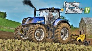 Farming Simulator 2017   MAKING £££   Sandy Bay   Episode 10