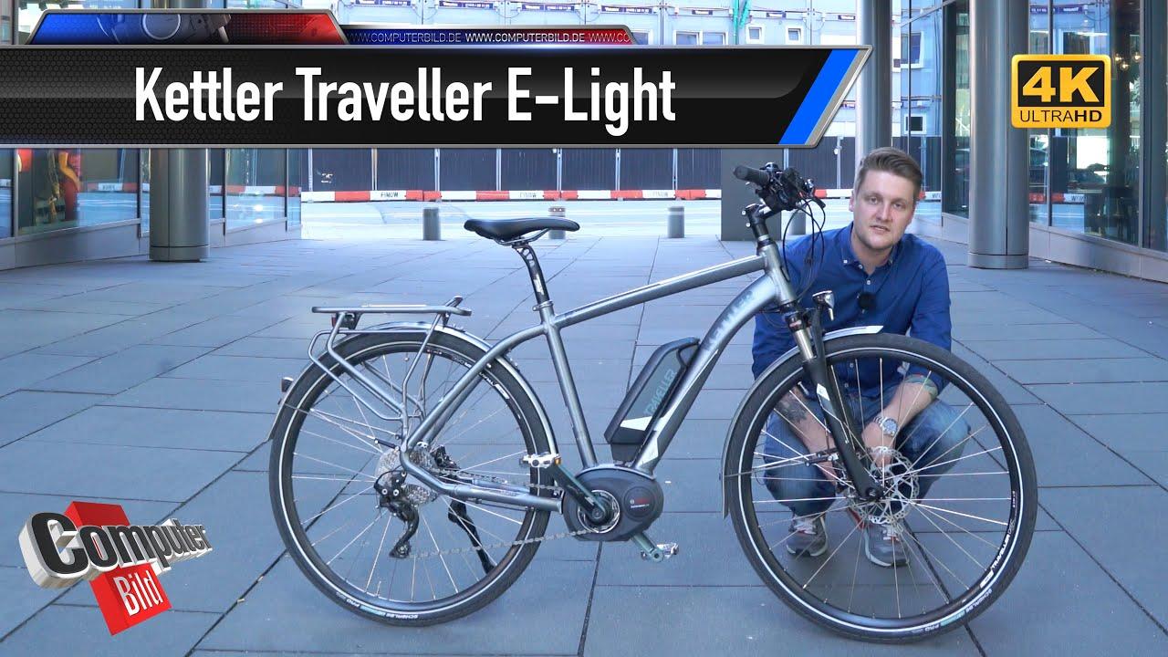 Kettler Traveller E Light Leichtes Ebike Im Test