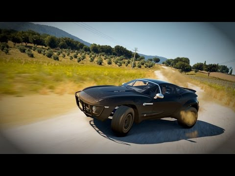 How to get local motors rally fighter in forza horizon 2