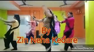 Gud naal ishq meetha #Dance Choreography #Wedding Special #By Zin Neha Kedare