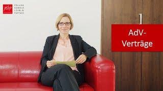 AdV-Vertrag in der  Datenschutzgrundverordnung (DSGVO) – Rechtsanwältin Sabine Sobola