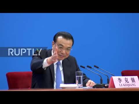 China: Beijing does not ask companies 'to spy on other countries' – Premier Li