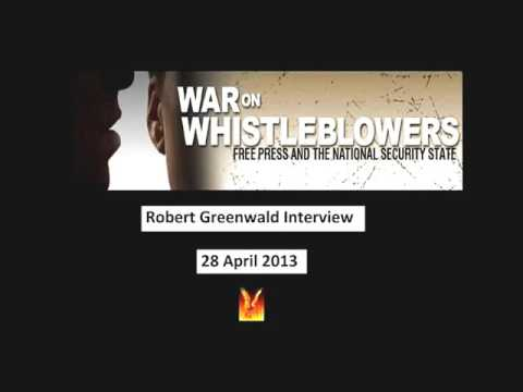Robert Greenwald - War on Whistleblowers