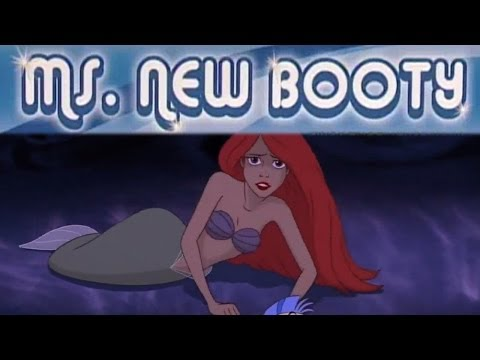 Under The Booty - The Little Mermaid vs Bubba Sparxxx - Mashup by TDRloid (Tracey Video Remix)
