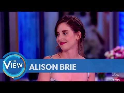 Alison Brie Talks Getting Stronger For 'Glow,' The Series' Place In MeToo  The View