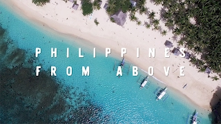 PHILIPPINES FROM ABOVE (Awesome drone shots!)