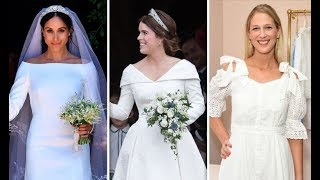 Royal Wedding 2019: Why Lady Gabriella's wedding will be reminiscent of Meghan and Eugenie  - Today