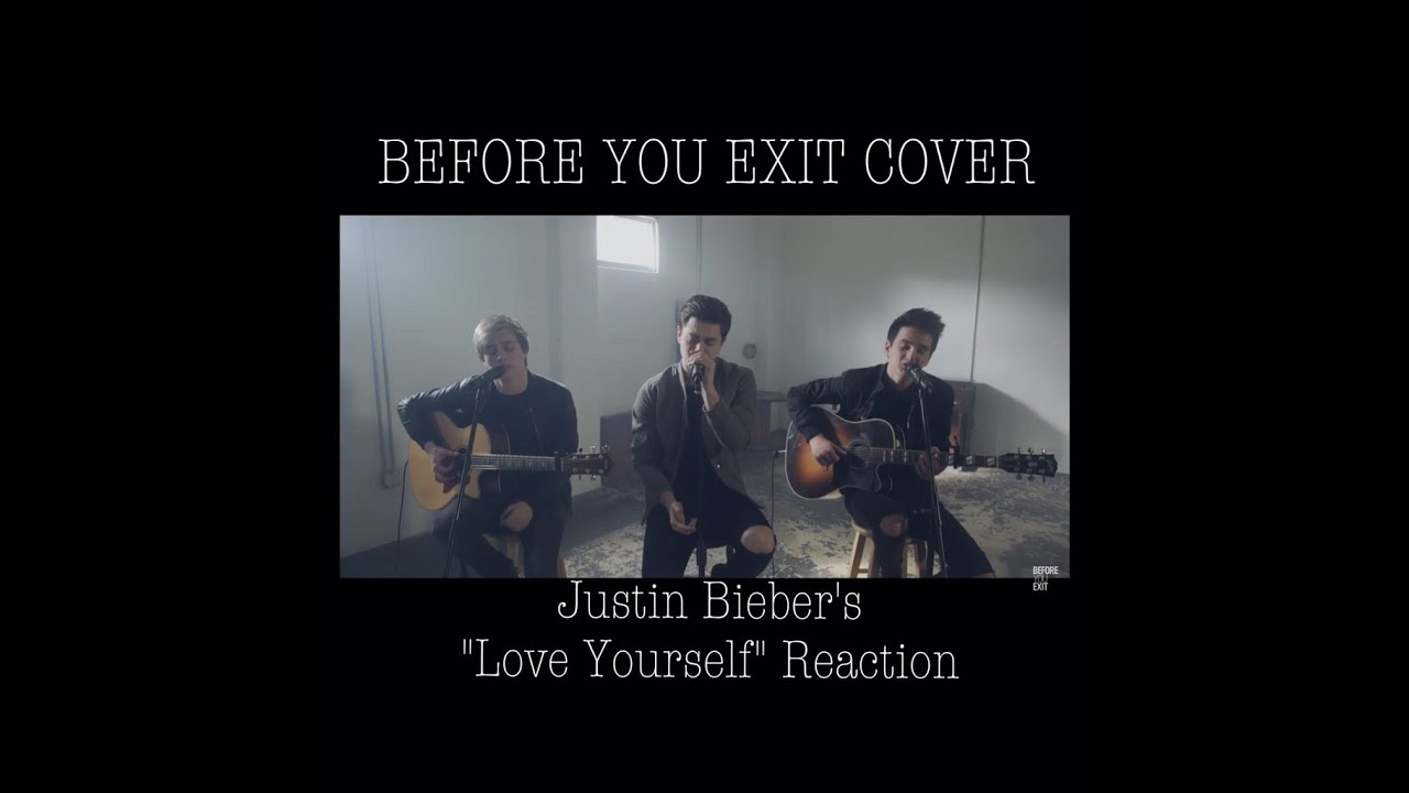 "Before You Exit's ""Love Yourself"" - 74.8KB"