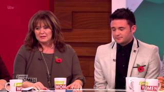 David Hasselhoff And Shane Jr Talk Family And Their Musical | Loose Women