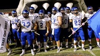 Bulldog Nation Tv: Somerset Vs Medina Valley Football 2014