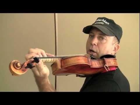 Learn violin fiddlerman house