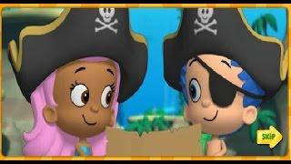 Гуппи и Пузырьки Приключение Пиратов Русалок  Развивающий мультфильм