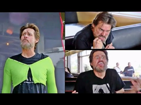 Jim Carrey is Back ! 2018