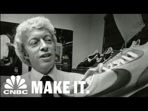How Nike Founder Phil Knight Created A Sportswear Dynasty l CNBC Make It.