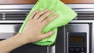 9 отличных лайфхаков как легко убраться на кухне