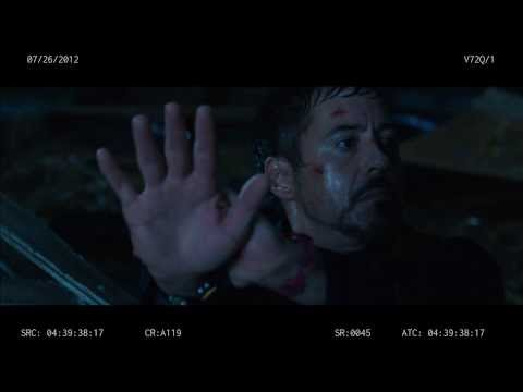 Iron Man 3 Gag Reel - OFFICIAL Marvel | HD