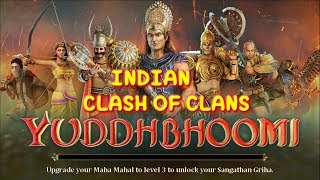 YUDDHBHOOMI - THE INDIAN CLASH OF CLANS , NEW ERA OF MAHABHARAT