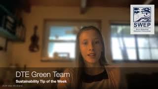 Green Tip of the Week: DTE Food Waste