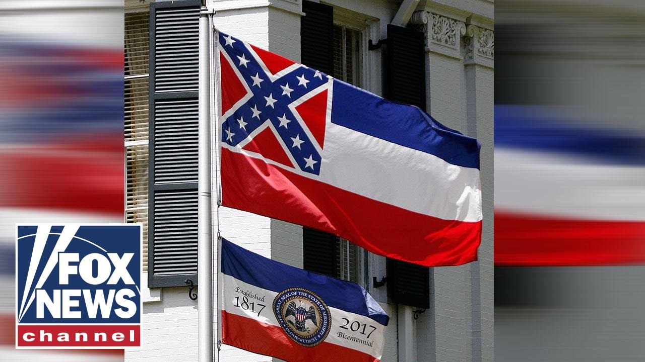 Mississippi lawmakers set to vote on whether to change state flag