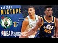 Boston Celtics vs Utah Jazz | NBA Mixtape | Golden Hoops