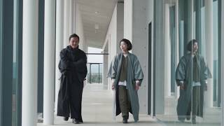 OUTDOOR * KIMONO produced by Snow Peak / YAMATO