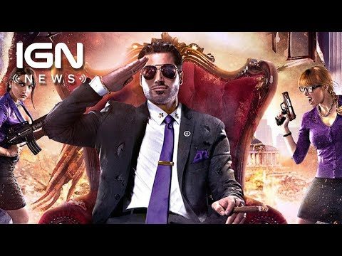 THQ Nordic Buys Saints Row, Metro, Dead Island Owner, Koch Media - IGN News