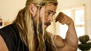 THOR 3: RAGNAROK 'Team Thor' Teaser Trailer 1 + 2 (2017)