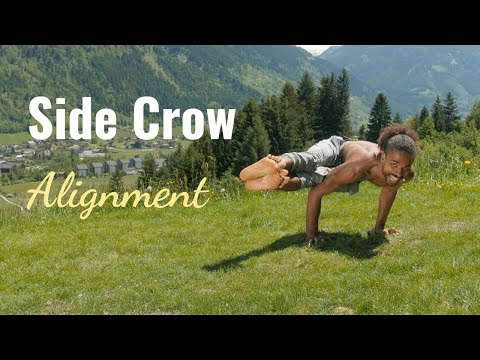 Side Crow Yoga Pose: How To Do Parsva Bakasana