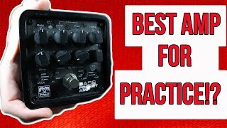 Best Bass Amp For Practice Is A Stomp Box!? - Palmer Bass Pocket Amp Review