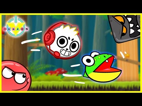 Red Ball 4 Lets Play with VTubers Combo Panda Vs Gus
