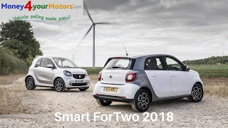 Smart fortwo electric drive 2018 road test and review