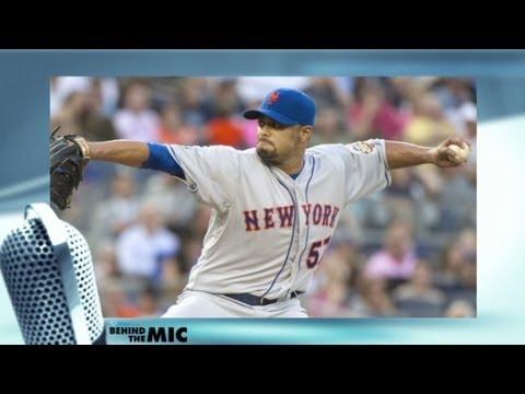 Ripken Jr.: Santana Keeping Mets Afloat