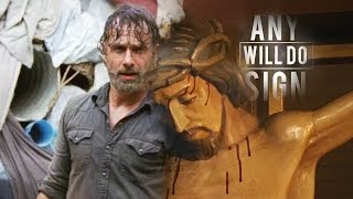 The Walking Dead || Any Sign Will Do