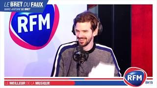 Le Bret Du Faux sur RFM / Mercredi 06 Février 2019