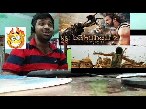 Thumbnail: BAHUBALI 2-THE CONCLUSION OFFICIAL TRAILER|PRABHAS,RANA DAGGUBATI|Reaction & Review{EPIC}