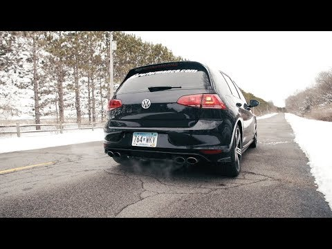 2015+ Golf R Stage 2 Package | MAPerformance Sound Clips And Review