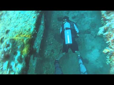 Wreck Diving in the Pacific (WWI and WWII)