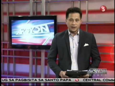 AKSYON BISAYA JANUARY 26, 2015 - YouTube