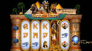 Gods of Egypt Online Slots Review